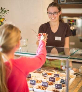 foto cafe huertgenwald eifel