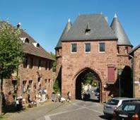 Eifel- Stadt Nideggen